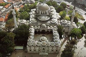 Istanbul-Beyazit-Mosque