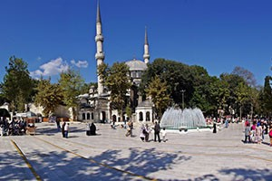 Istanbul-Eyup-Mosque