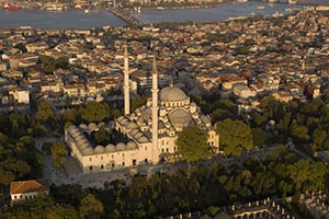 Istanbul-Fatih-Mosque