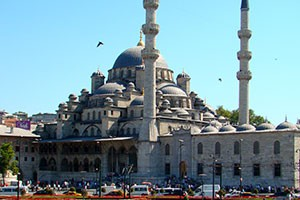 Istanbul-New-Mosque