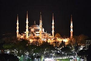 Istanbul-Suleymaniye-Mosque