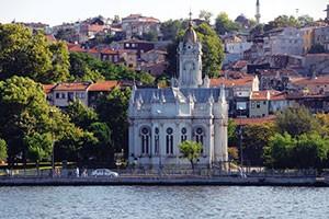 Istanbul-The-Bulgarian-Church