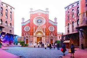 Istanbul-The-Saint-Antoine-Church