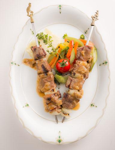 Beef-Shashlik-Kebab